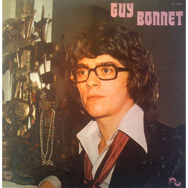 Bonnet Guy Guy Bonnet - Wladimir le musicien