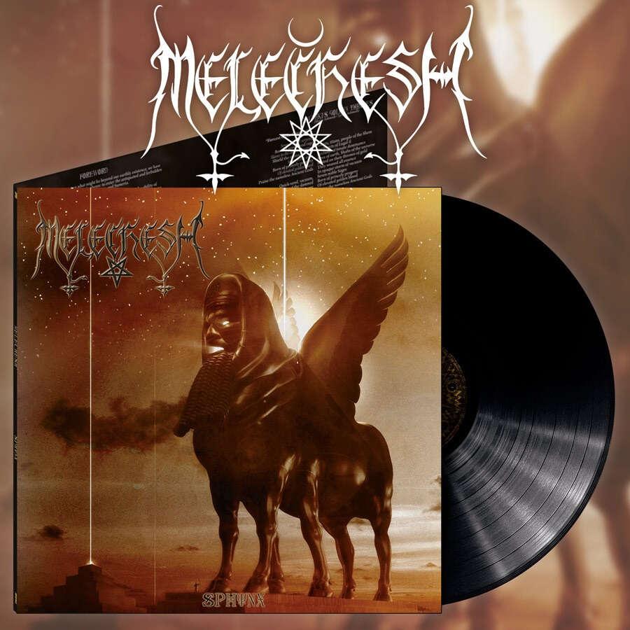 MELECHESH Sphynx. Black Vinyl