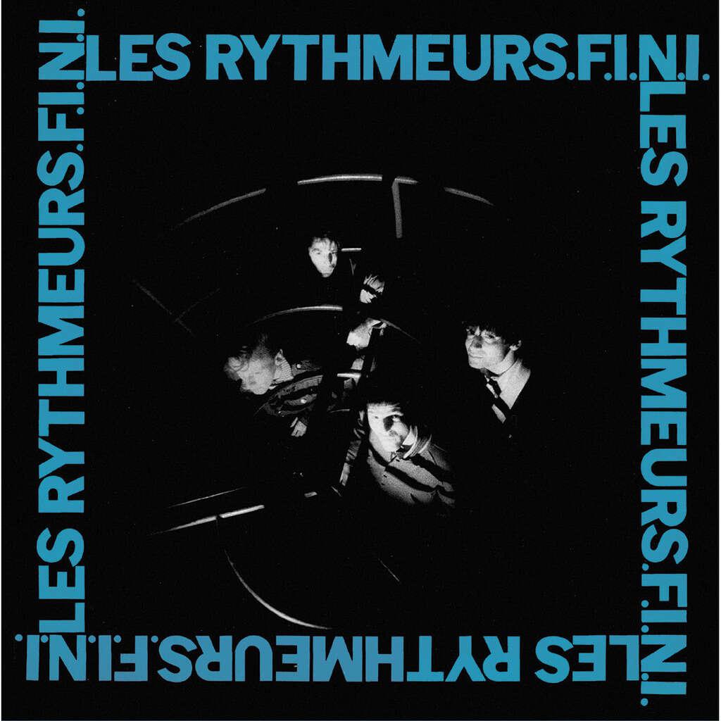 SMAP Records : LES RYTHMEURS F.I.N.I. (LP+CD) - LP + bonus
