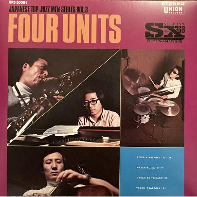 A. Miyazawa, M. Sato, M. Togashi, Y. Arakawa Four Units