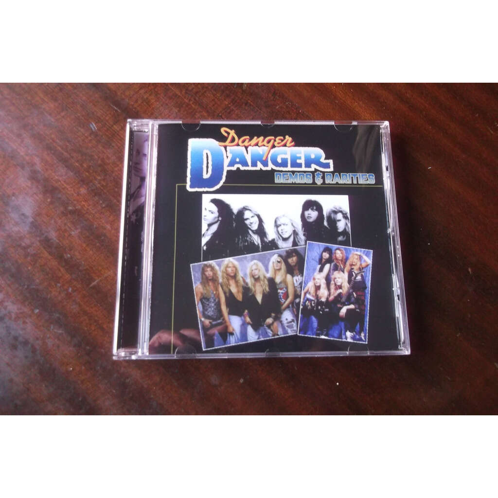 DANGER DANGER Demos & Rarities (1987-91)