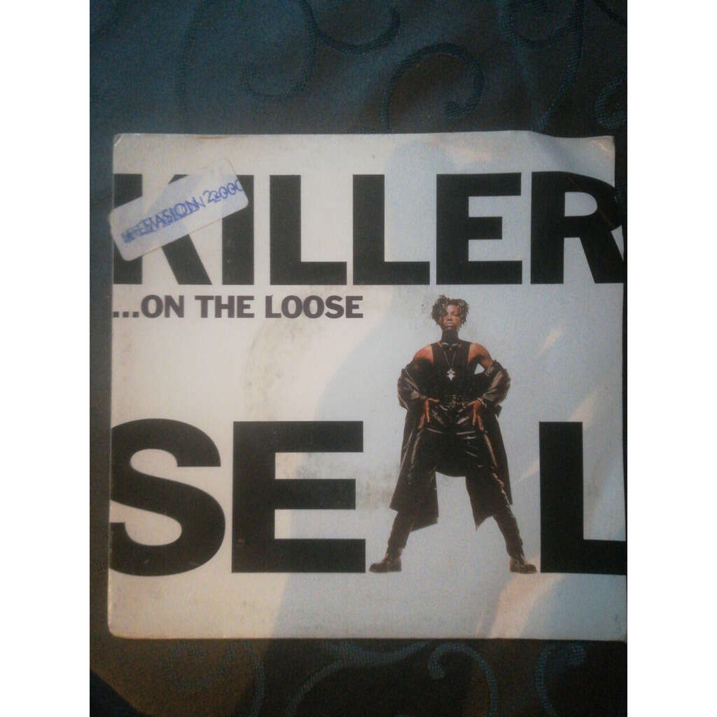 SEAL FACE A : KILLER ( 45 tours ) / FACE B : HEY JOE - COME SEE WHAT LOVE HAS DONE (33 tours )