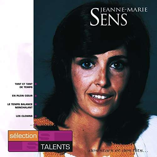 Jeanne-Marie SENS Selection talents