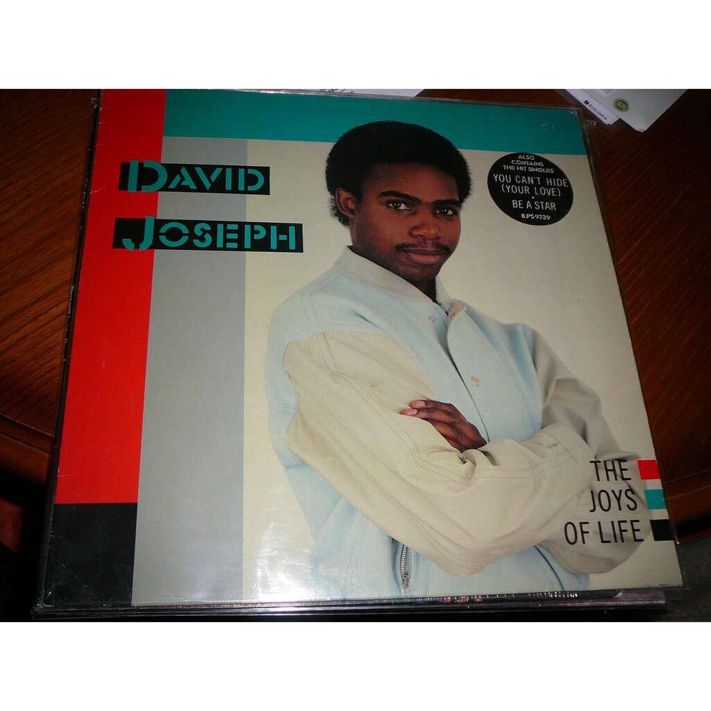 David JOSEPH the joys of life