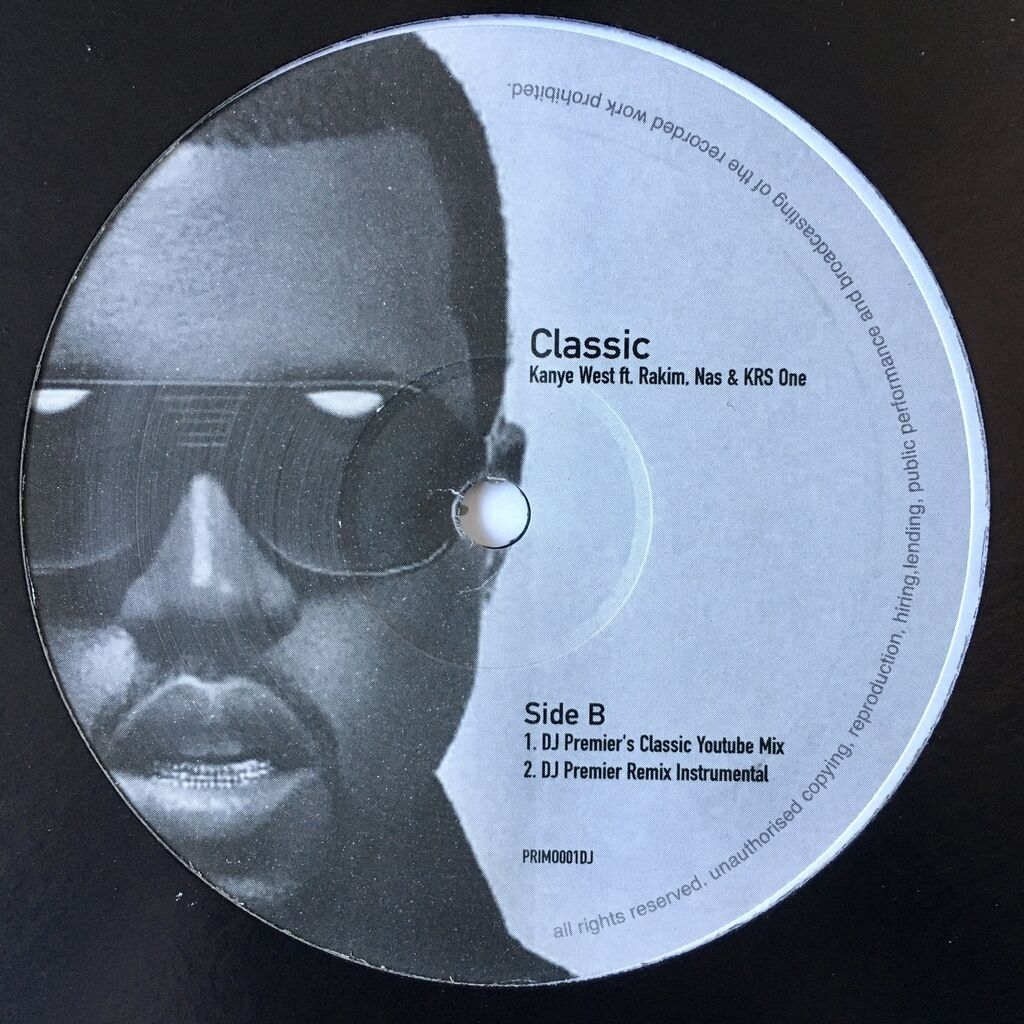 Kanye West ft. Rakim, Nas & KRS One Classic
