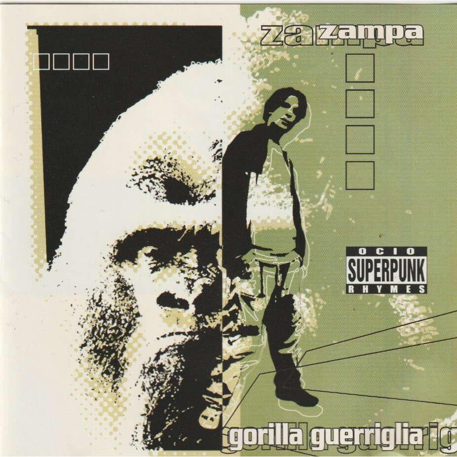 Zampa Gorilla Guerriglia
