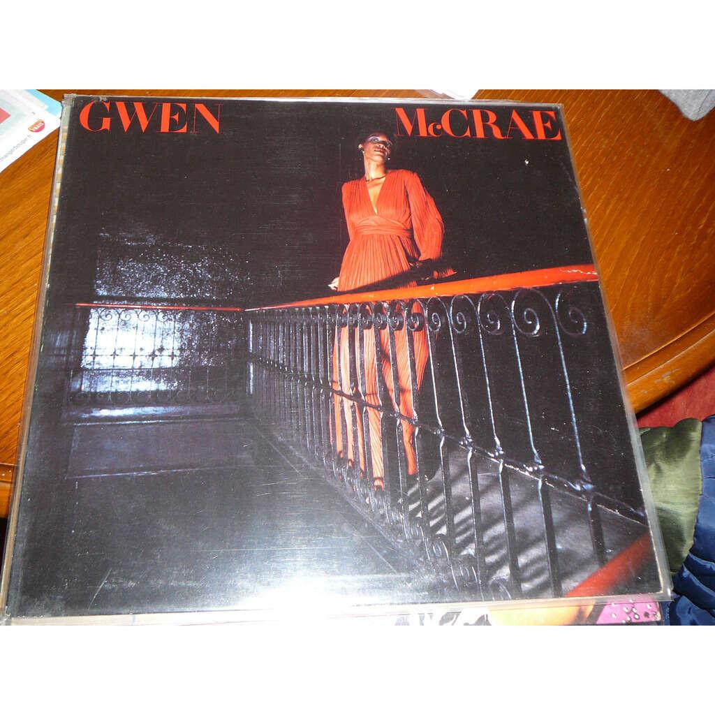 Gwen McCrae Gwen McCrae.