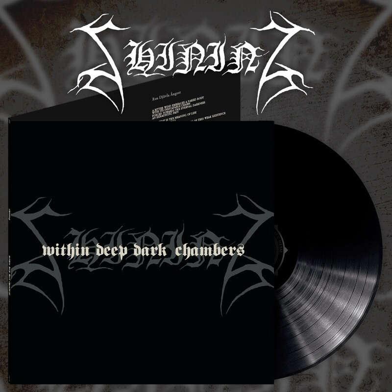 SHINING I./ Within Deep Dark Chambers. Black Vinyl