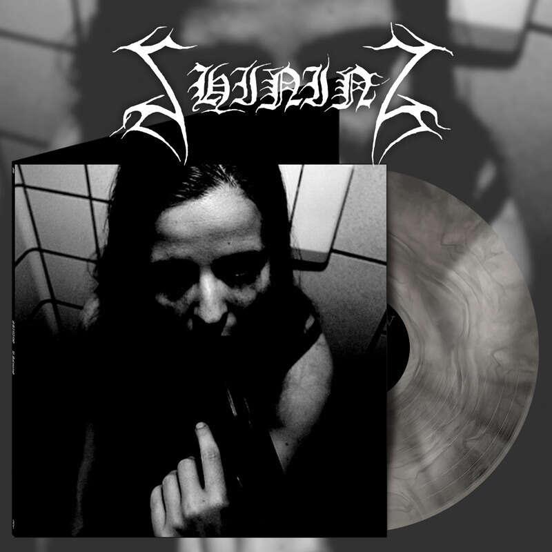 SHINING V./ Halmstad. Smoke Vinyl