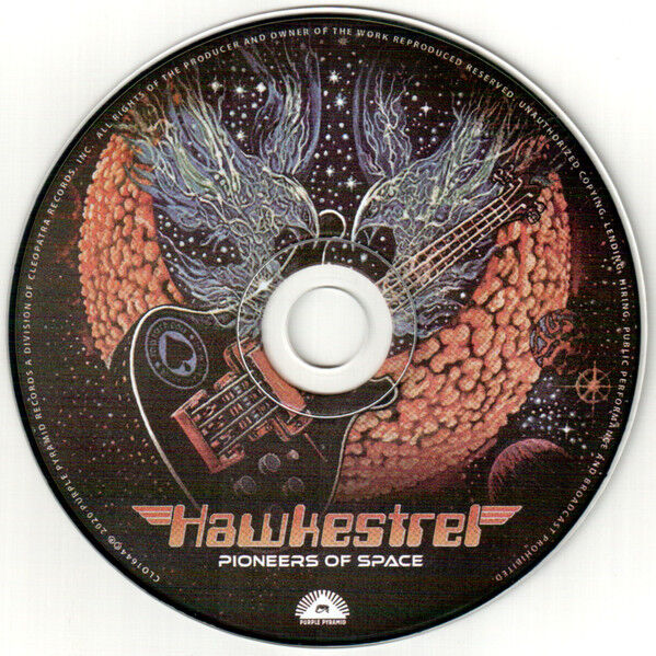 Hawkestrel Pioneers Of Space