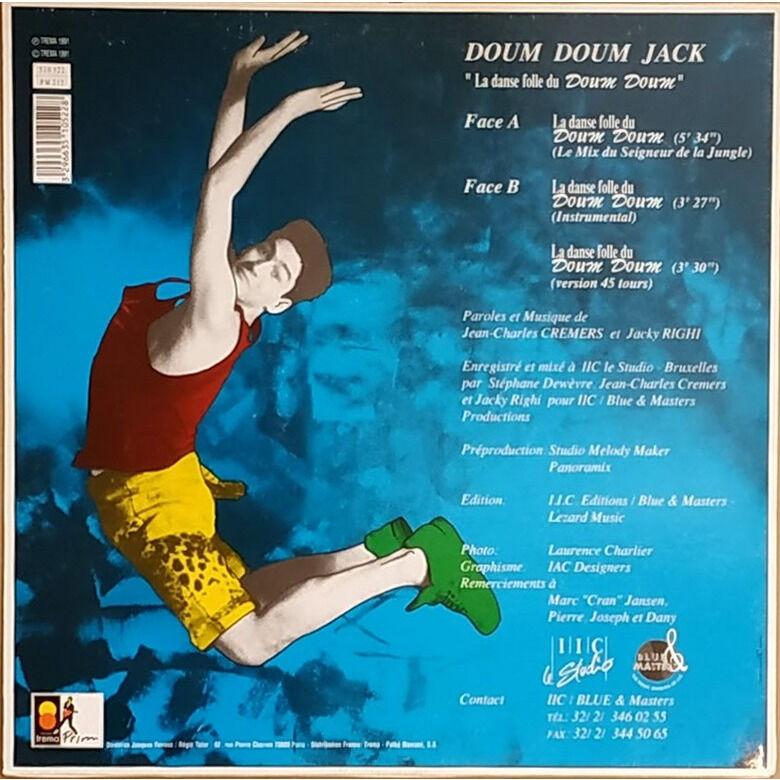 Doum Doum Jack La Danse Folle Du Doum Doum