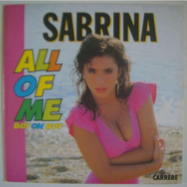 sabrina all of me
