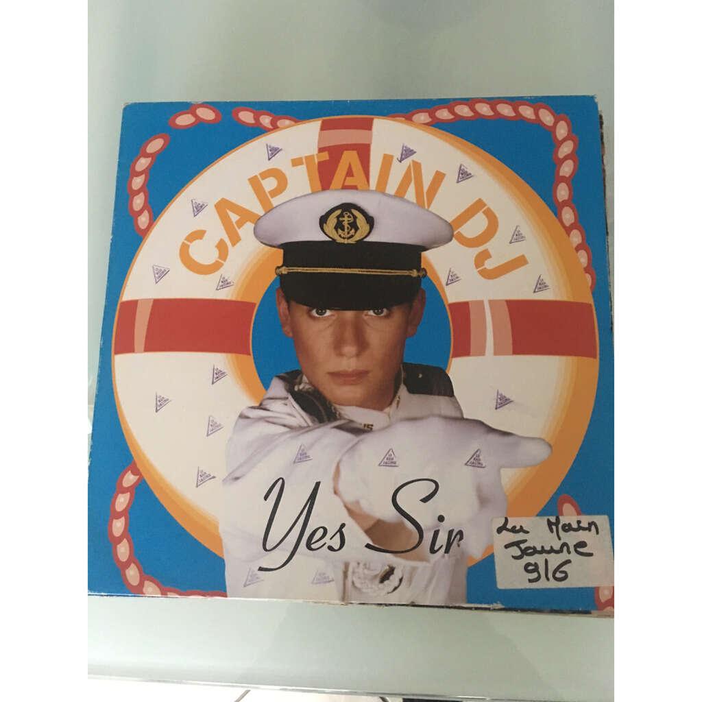 captain dj yes sin