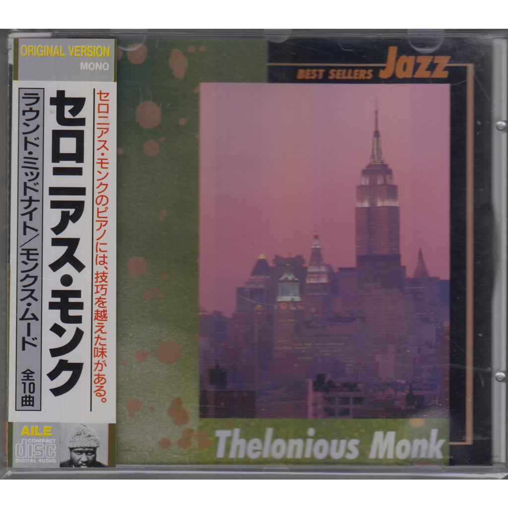 THELONIOUS MONK Thelonious Monk JAPAN OBI NEW