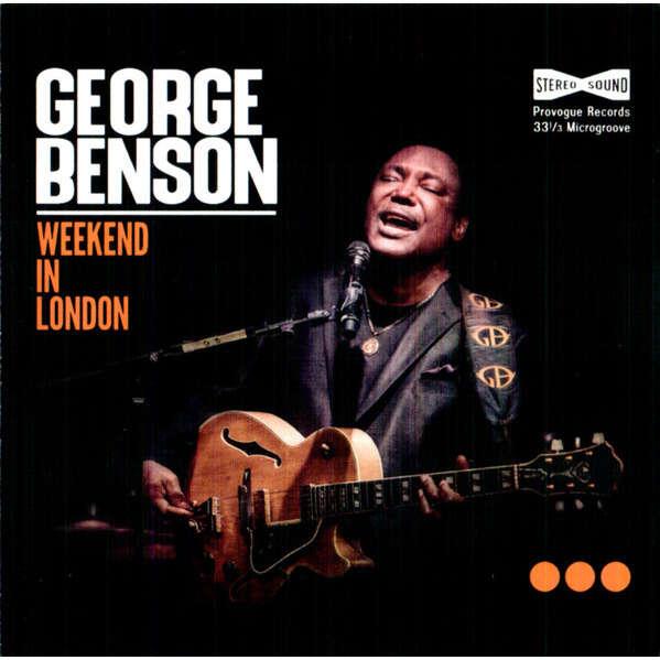 George Benson Weekend In London