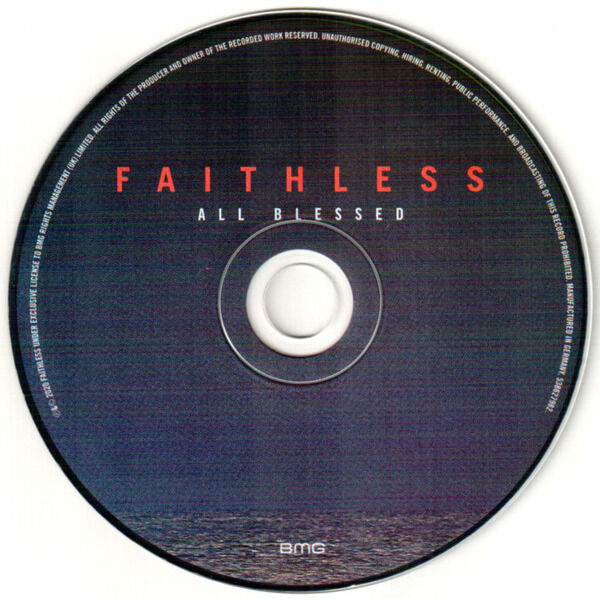 Faithless All Blessed