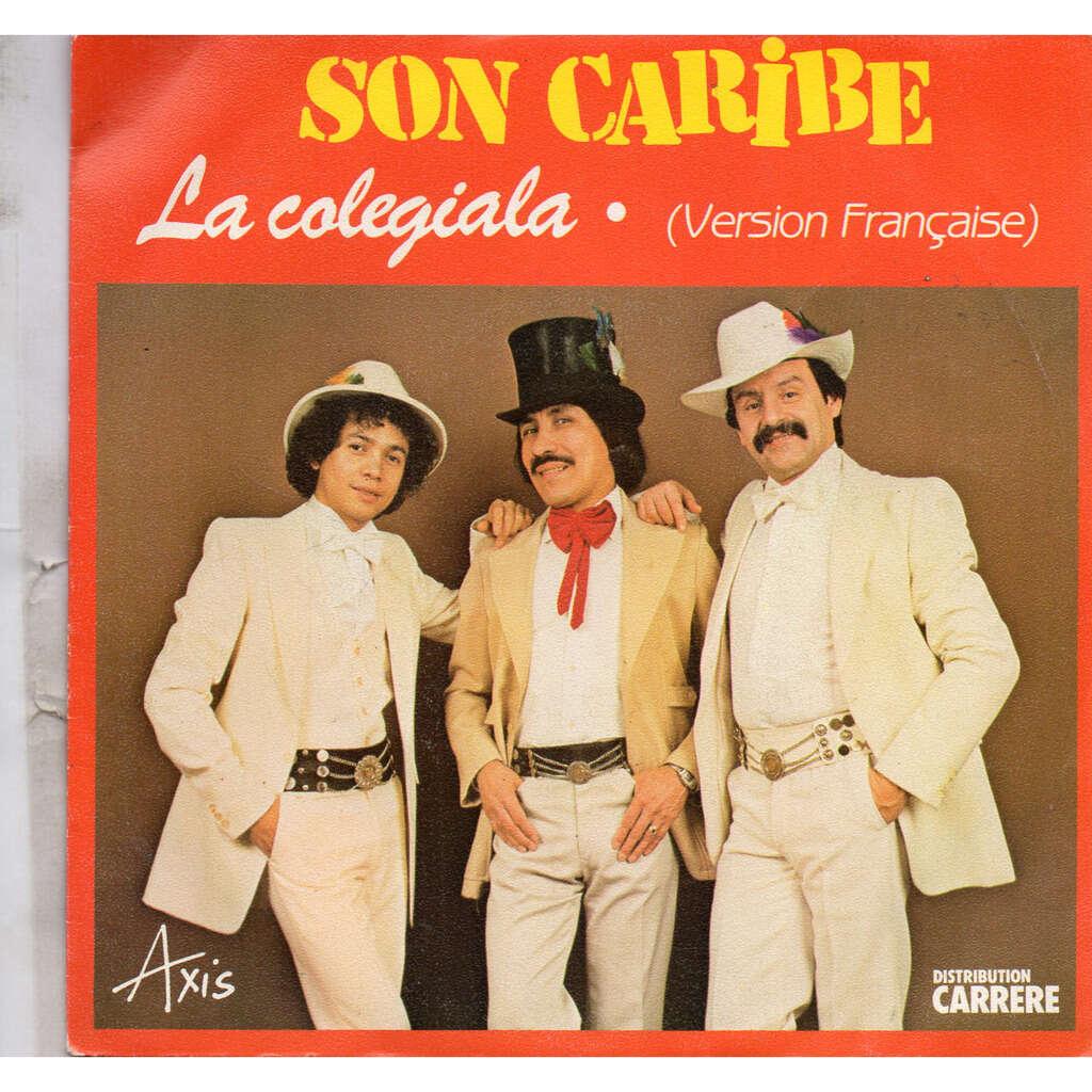 son caribe La Colombiana - Version fançaisef De La Colegiala