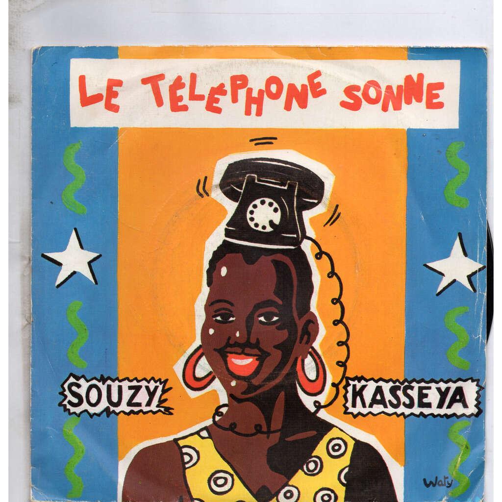kasseya, souzy le téléphone sonne - uta ndima tony