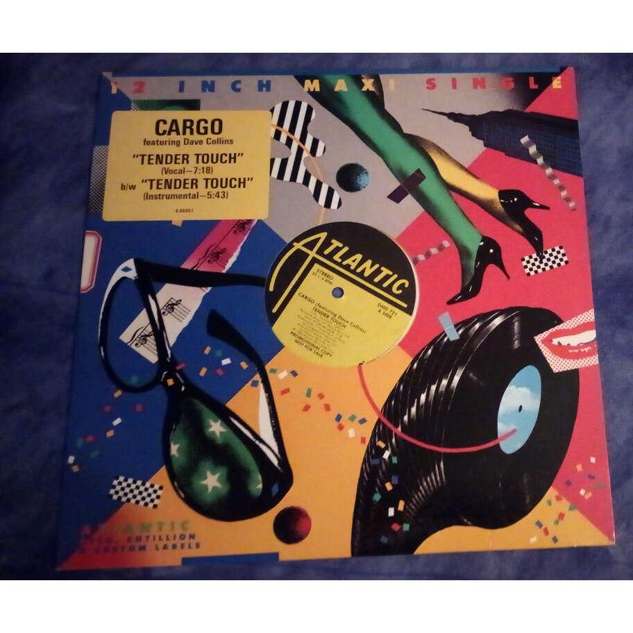 Cargo Tender touch 1983 USA PROMO COPY