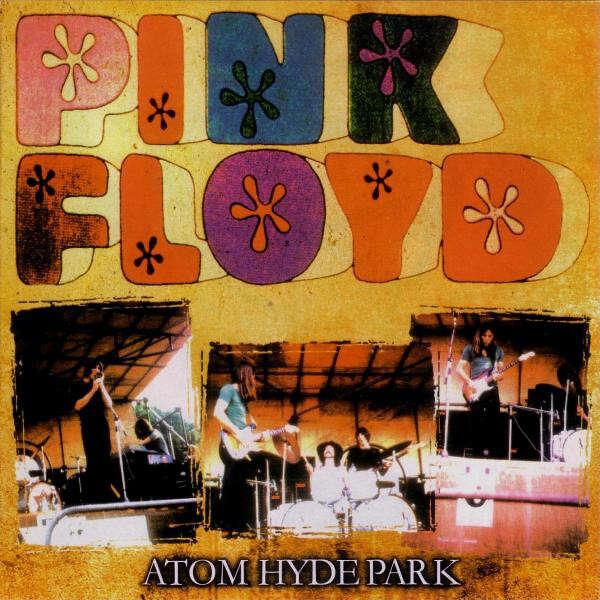 Pink Floyd Atom Hyde Park