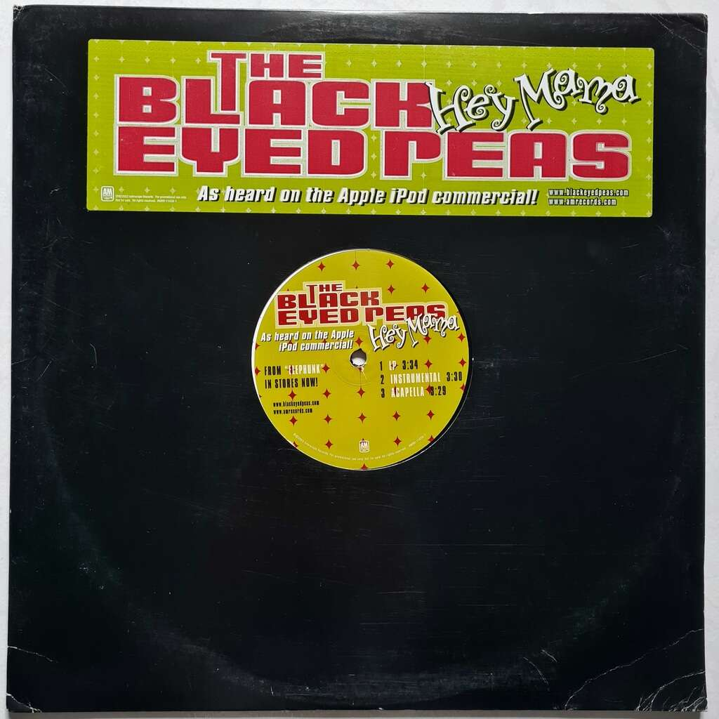 Black Eyed Peas Hey Mama