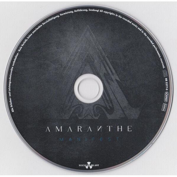 Amaranthe Manifest (16 tracks)