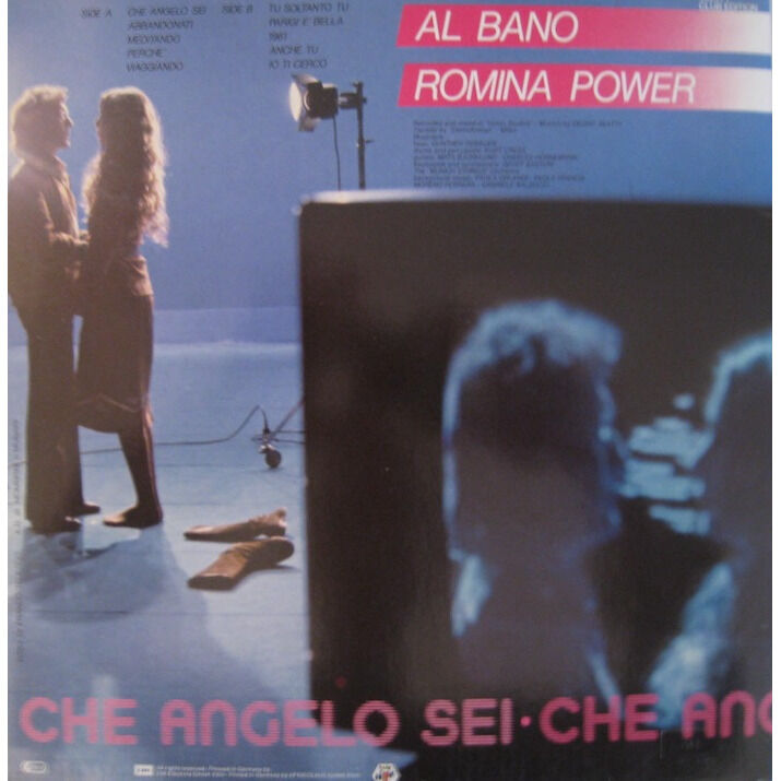al bano & romina power Che angelo sei