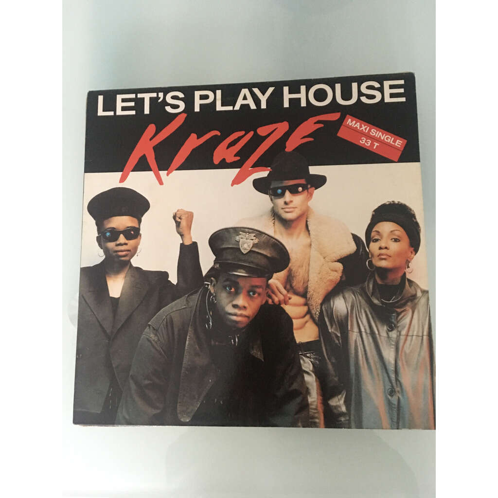 kraze let s play house