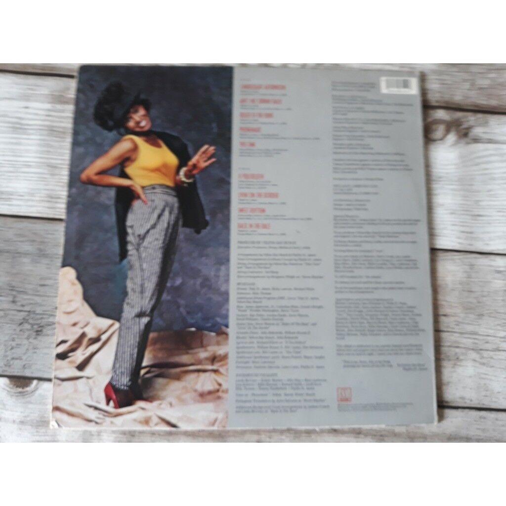 Phyllis St. James Ain't No Turnin' Back Promo)1984.