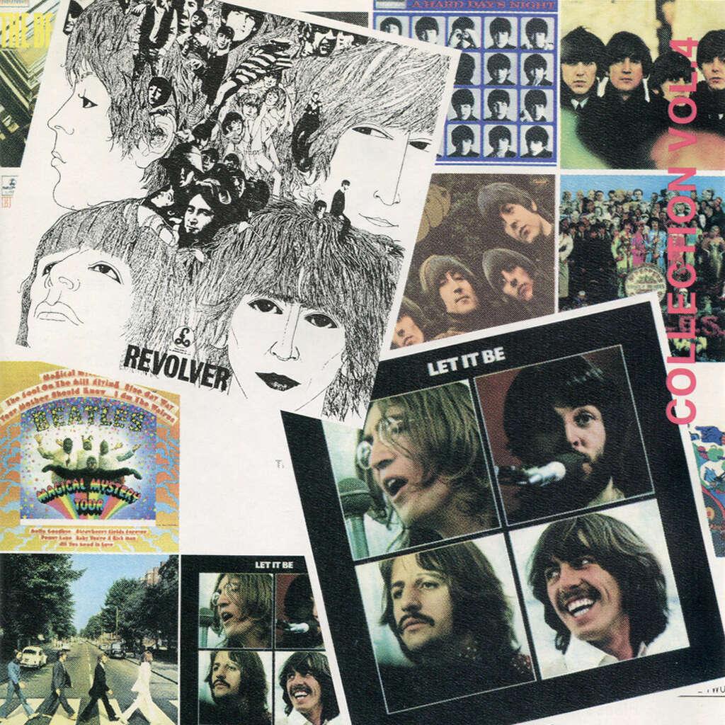 Beatles Revolver / Let It Be