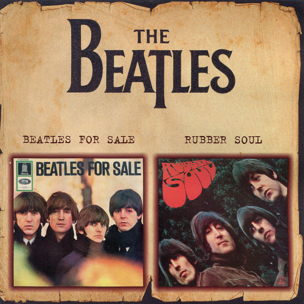 Beatles Beatles For Sale / Rubber Soul