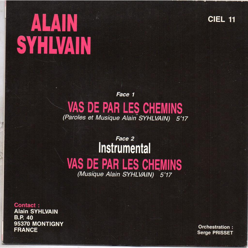 Alain Syhlvain On demande toujours / Tu n'as que 16 ans