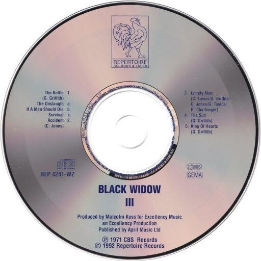 Black Widow III