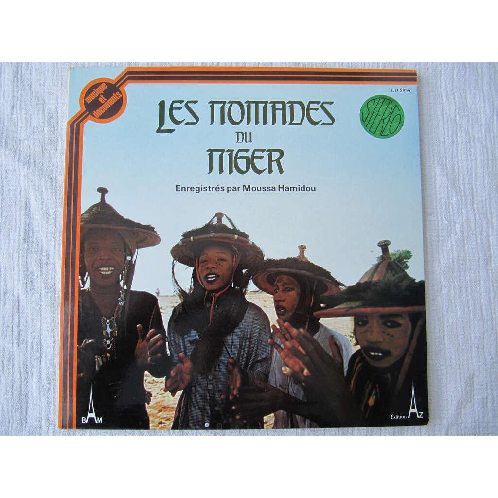 Peuls Bororos / Touareg Les Nomades Du Niger