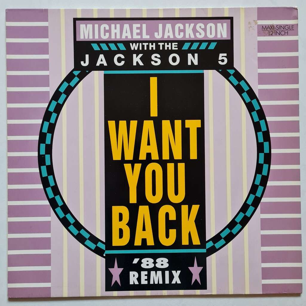 JACKSON 5 I WANT YOU BACK