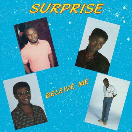 Surprise Beleive Me