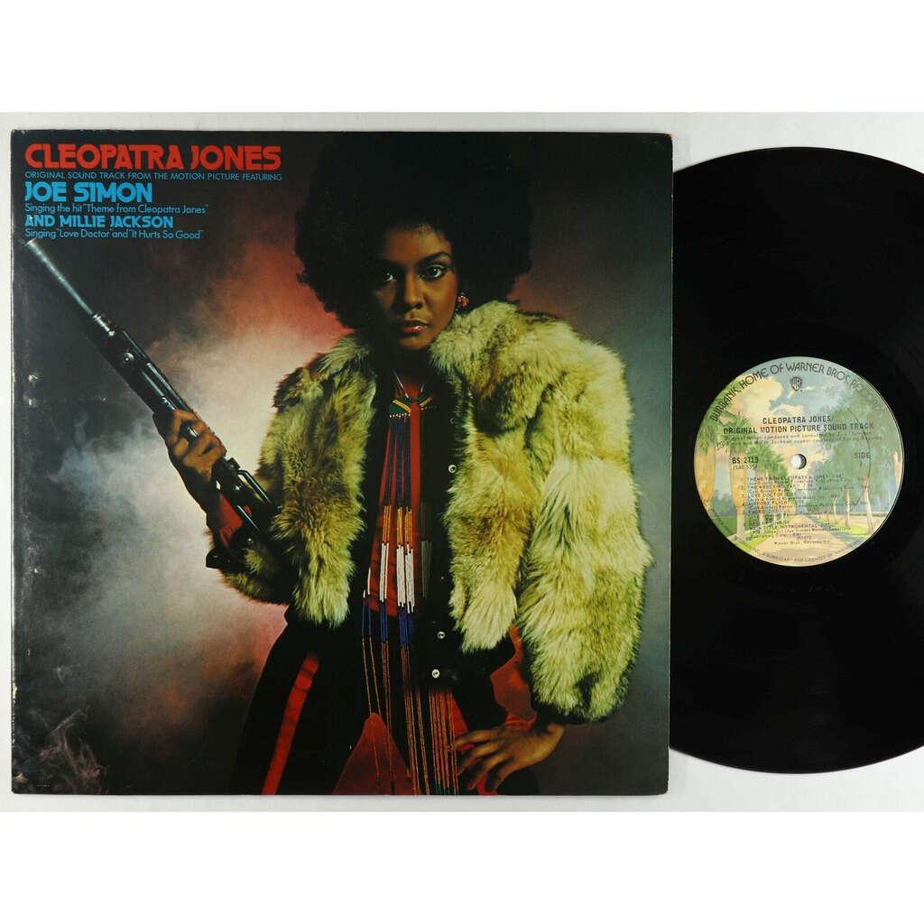 J.J. Johnson / Joe Simon / Millie Jackson Cleopatra Jones (Original Soundtrack From The Motion Picture)