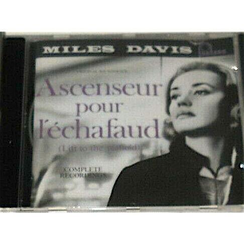 Miles Davis Barney Wilen Urtreger Michelot Ascenseur Pour L'Échafaud (Lift To The Scaffold)