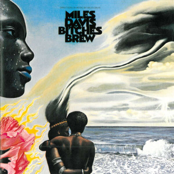 Miles Davis Joe Zawinul Shorter Maupin Larry Young Bitches Brew