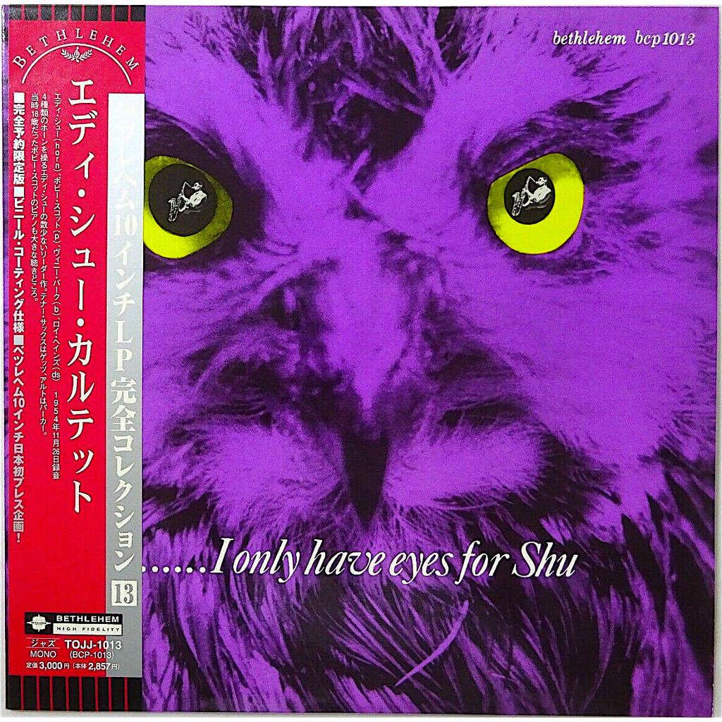 Eddie Shu Bobby Scott Roy Haynes Vinnie Burke I Only Have Eyes For Shu