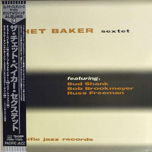 Chet Baker Bob Brookmeyer Bud Shank Shelly Manne Chet Baker Sextet