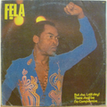 FELA ANIKULAPO KUTI - Army arrangement - LP