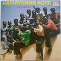 CAMAYENNE SOFA - la percee - LP
