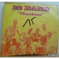 22 BAND - Mankan - LP