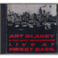 ART BLAKEY & THE JAZZ MESSENGERS - Live At Sweet Basil JAPAN MINT - CD