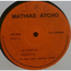 MATHIAS ATCHO - S/T - Le destin - 33T