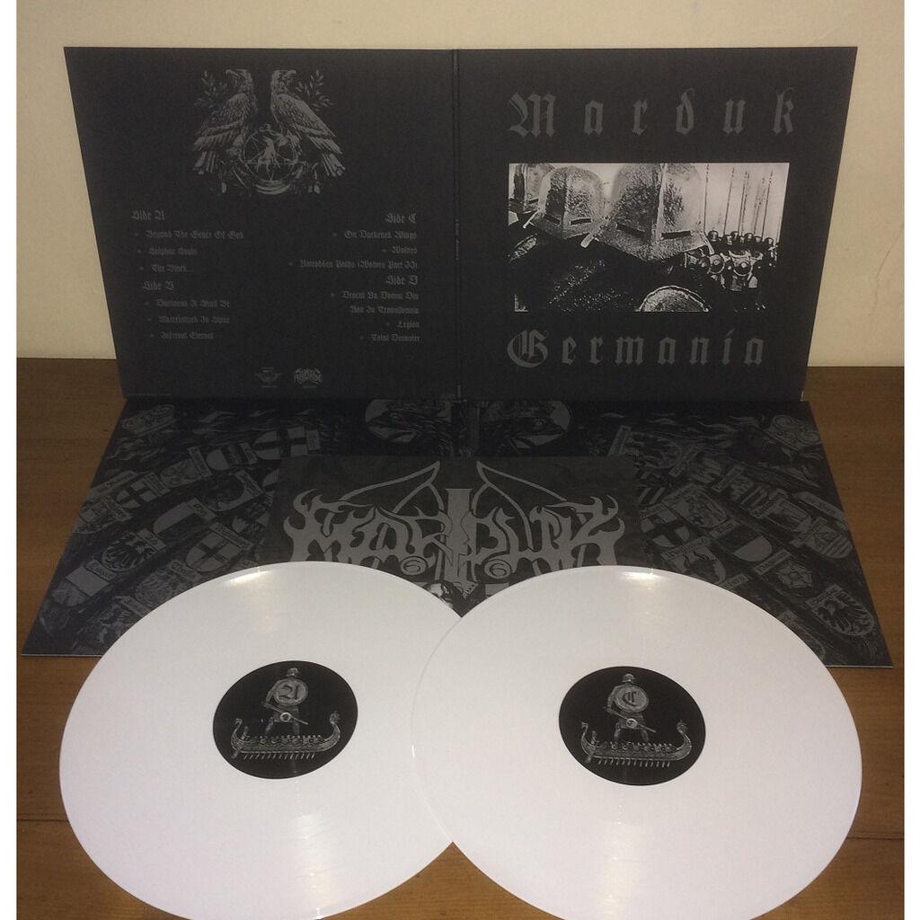MARDUK Germania. White Vinyl