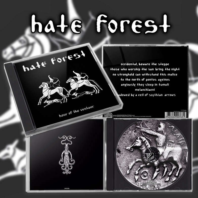 HATE FOREST Hour of the Centaur