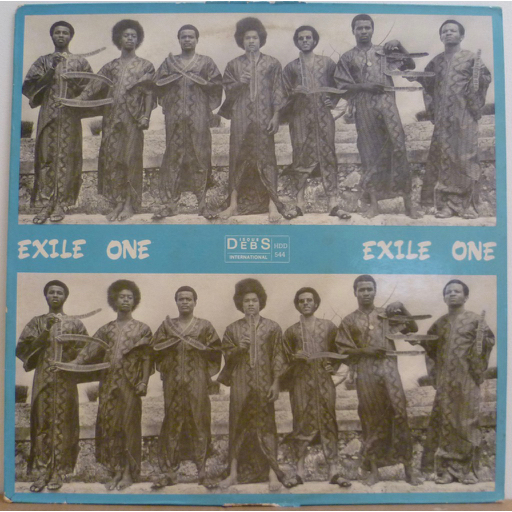 EXILE ONE S/T - Funky crookie