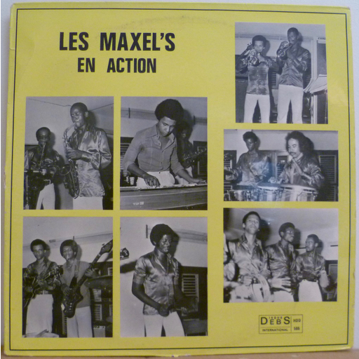 LES MAXEL'S En action
